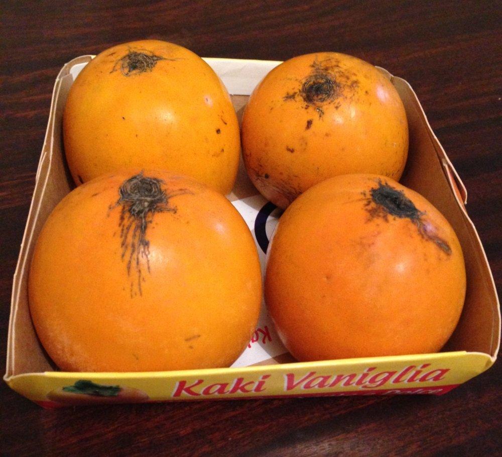 Sorbetto-kaki-vaniglia