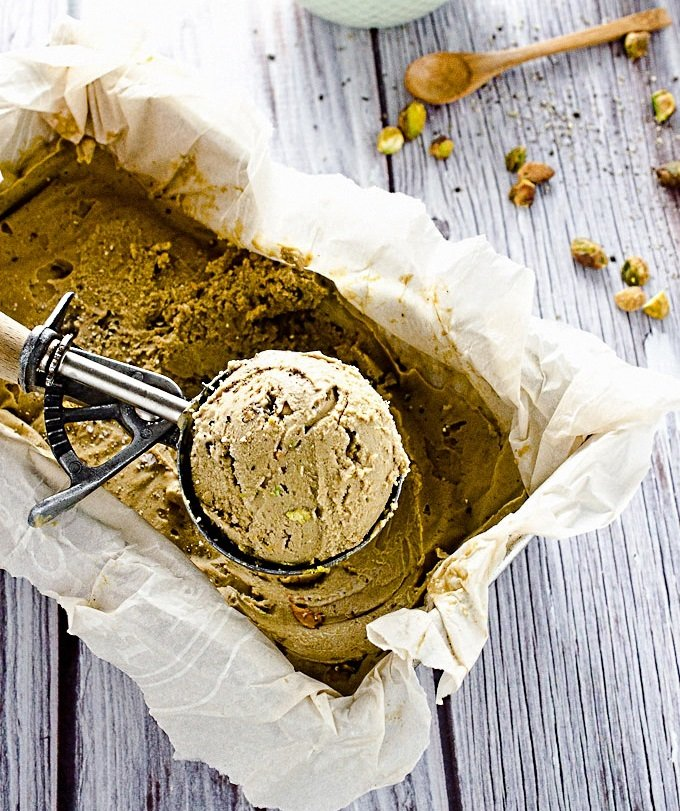 Sorbetto-pistacchiodiBronte-vegan