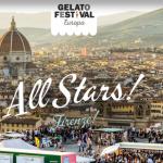 Gelato Festival Europa 2018 All Stars a Firenze